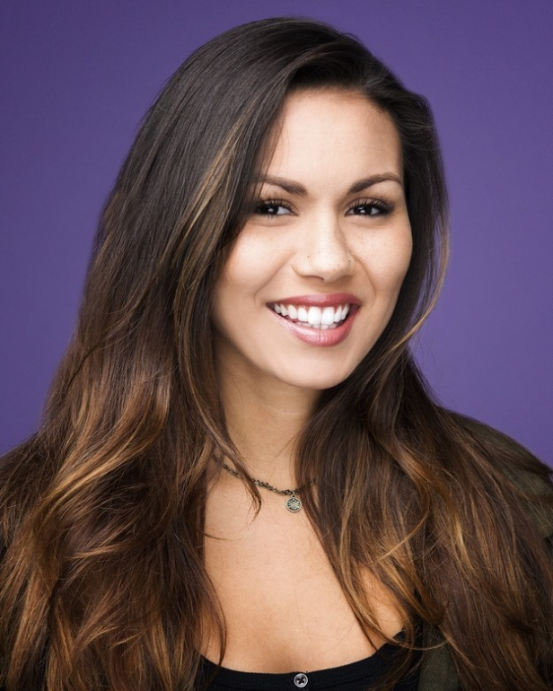 Olivia Olson plays the awesome Marceline in Adventure Time