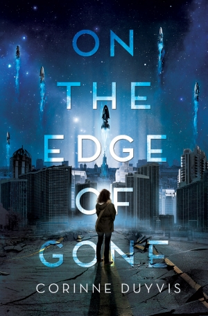 On The Edge Of Gone by Corinne Duyvis book review