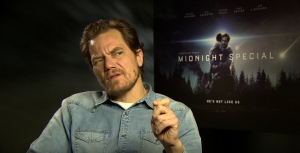 Michael Shannon talks Midnight Special and Starman