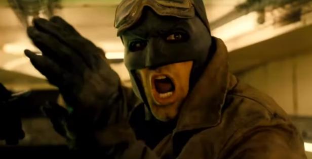 batman v superhero