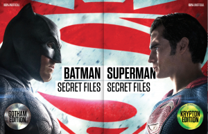 Download the Batman and Superman Secret Files now!