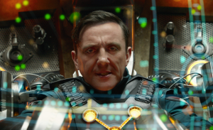 The Tick TV pilot casts Peter Serafinowicz in title role, smiley face