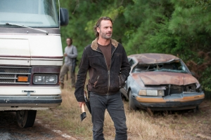 Greg Nicotero on the Walking Dead Season 6 finale