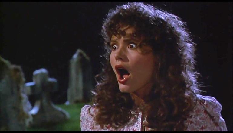 The Exorcist TV series Geena Davis