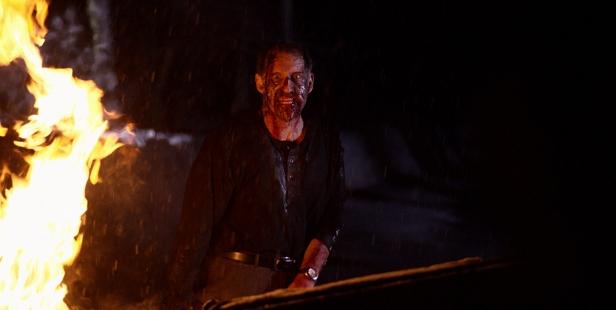 John Speredakos' villainous Dr Slovak prepares for psychic battle in The Mind's Eye