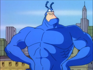 The Tick TV pilot on the way from Amazon