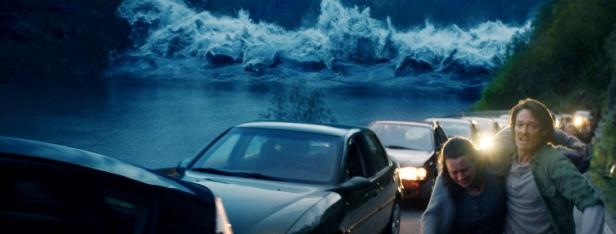 Fleeing a tsunami in Norwegian blockbuster The Wave