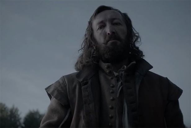 Ralph Ineson as William in The Witch
