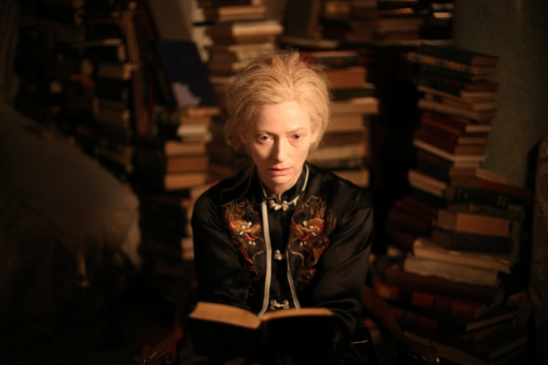 Tilda Swinton in Only Lovers Left Alive