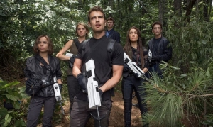 Divergent 3: Allegiant film review: three's the charm?