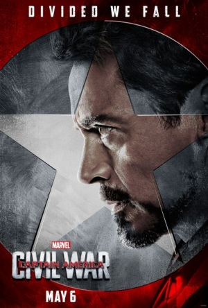 Captain America Civil War posters line up Iron Man's team
