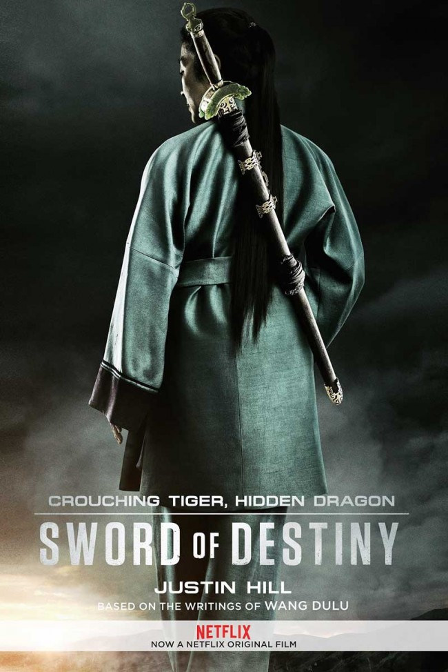 Crouching Tiger Hidden Dragon: Sword Of Destiny film review