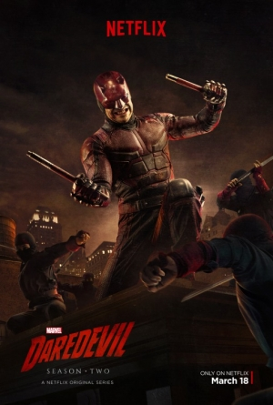 Daredevil Season 2 character posters are here and they're wonderful