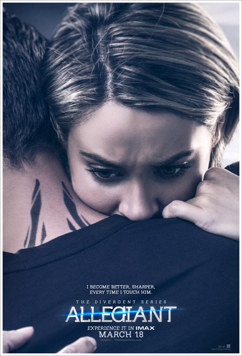 Divergent 3: Allegiant film review: three's the charm?