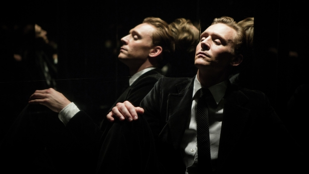 Tom Hiddleston contemplates power failure in High-Rise