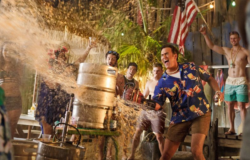 Ash Vs Evil Dead Season 2 first look gets the party started