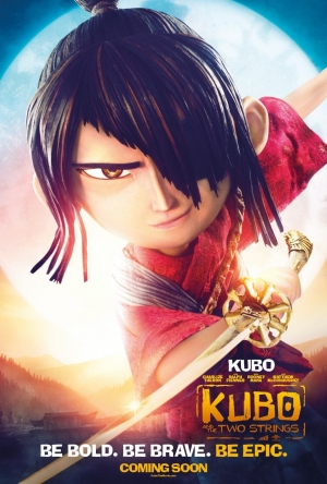 Kubo And The Two Strings posters are bold, brave and epic