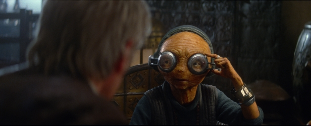 Star Wars: The Force Awakens..Maz Kanata (Lupita Nyong'o)..Ph: Film Frame..? 2014 Lucasfilm Ltd. & TM. All Right Reserved..