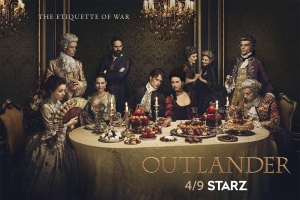 Outlander Season 2 new teaser image has its last supper