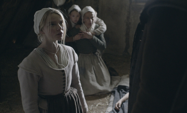 Anya Taylor-Joy as Thomasin in The Witch