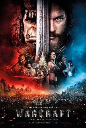 Warcraft new poster contains two worlds but one destiny