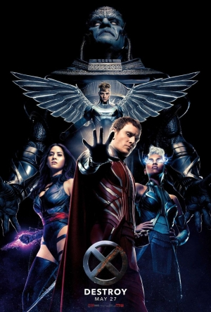 X-Men: Apocalypse new poster calls in the Four Horsemen