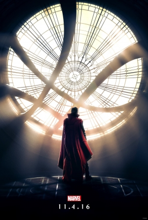 Doctor Strange new poster welcomes you to the Sanctum Sanctorum