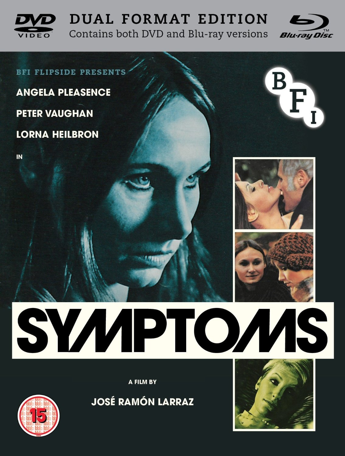 Symptoms Blu-ray review: a very British horror