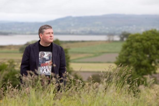 Author Darren Shan