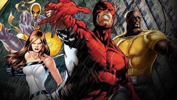 Defenders Marvel Netflix