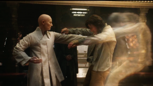 Doctor Strange trailer opens up a whole new side to Marvel