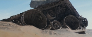 """""""Jakku was nearly a water planet"""" in Star Wars The Force Awakens"""