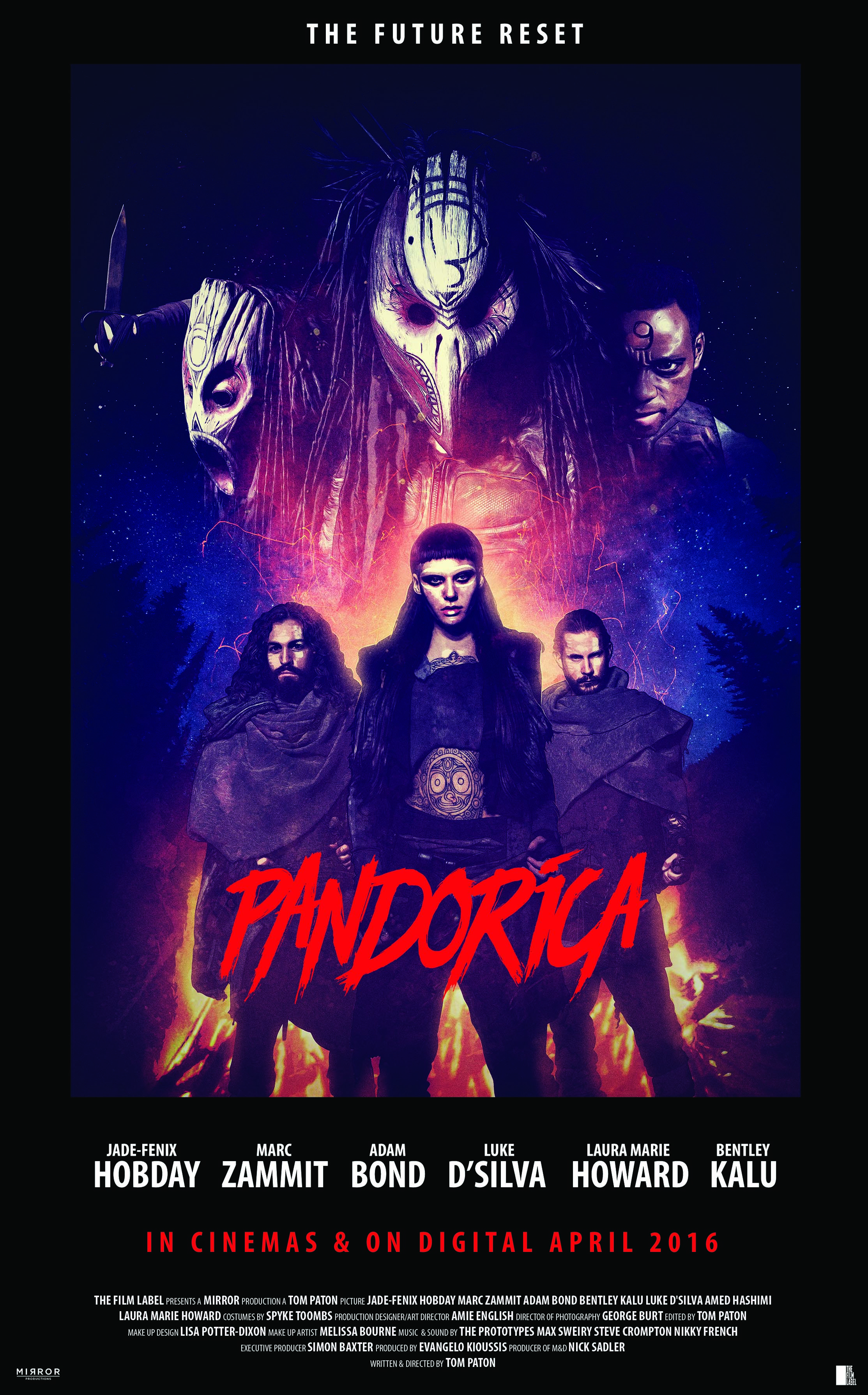 Pandorica film review: end of the world is meh