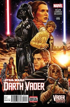 Star Wars: Vader Down graphic novel review