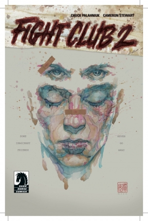 Fight Club 2 graphic novel review