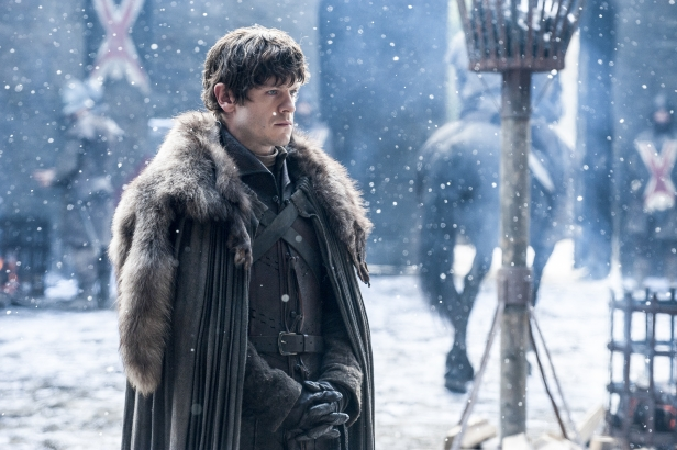 Iwan Rheon as Ramsay Bolton – photo Helen Sloan/HBO
