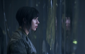Ghost In The Shell first image reveals Scar-Jo