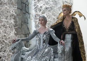 Huntsman: Winter's War film review – Ice Queen cometh