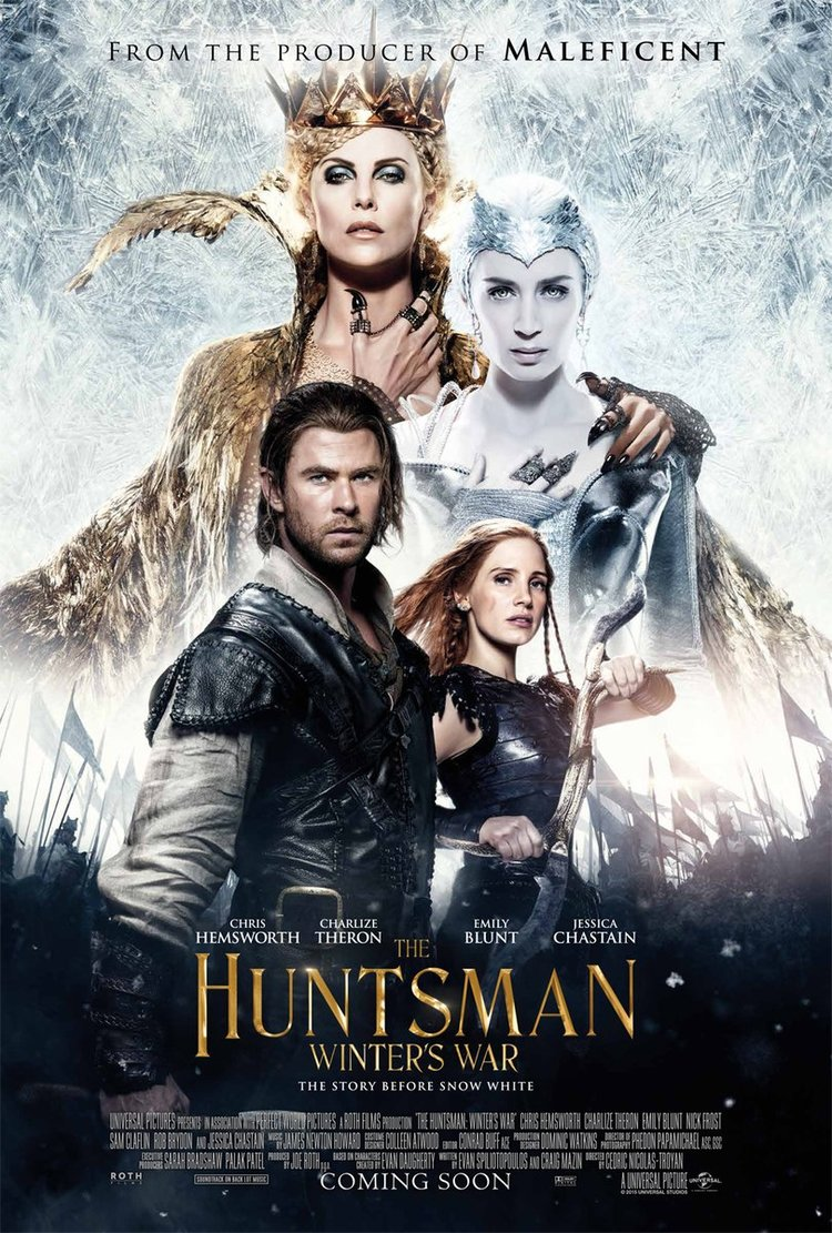 Huntsman: Winter's War film review – Ice Queen cometh