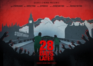 Secret Cinema presents 28 Days Later: 20 things we learnt