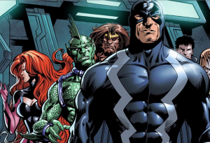 Marvel's Inhumans movie has been cancelled… for now