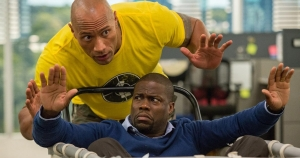 Jumanji remake wants Dwayne Johnson and Kevin Hart, obviously