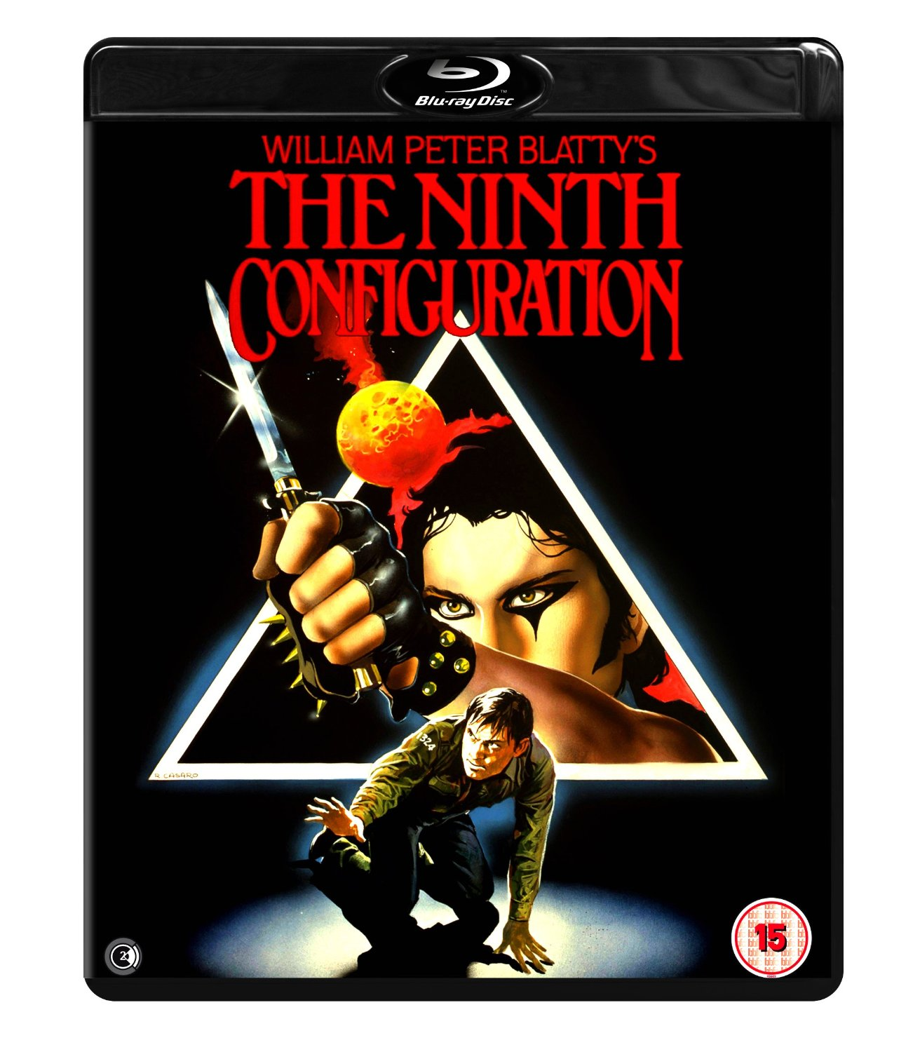 Ninth Configuration Blu ray review: Exorcist mk 2?