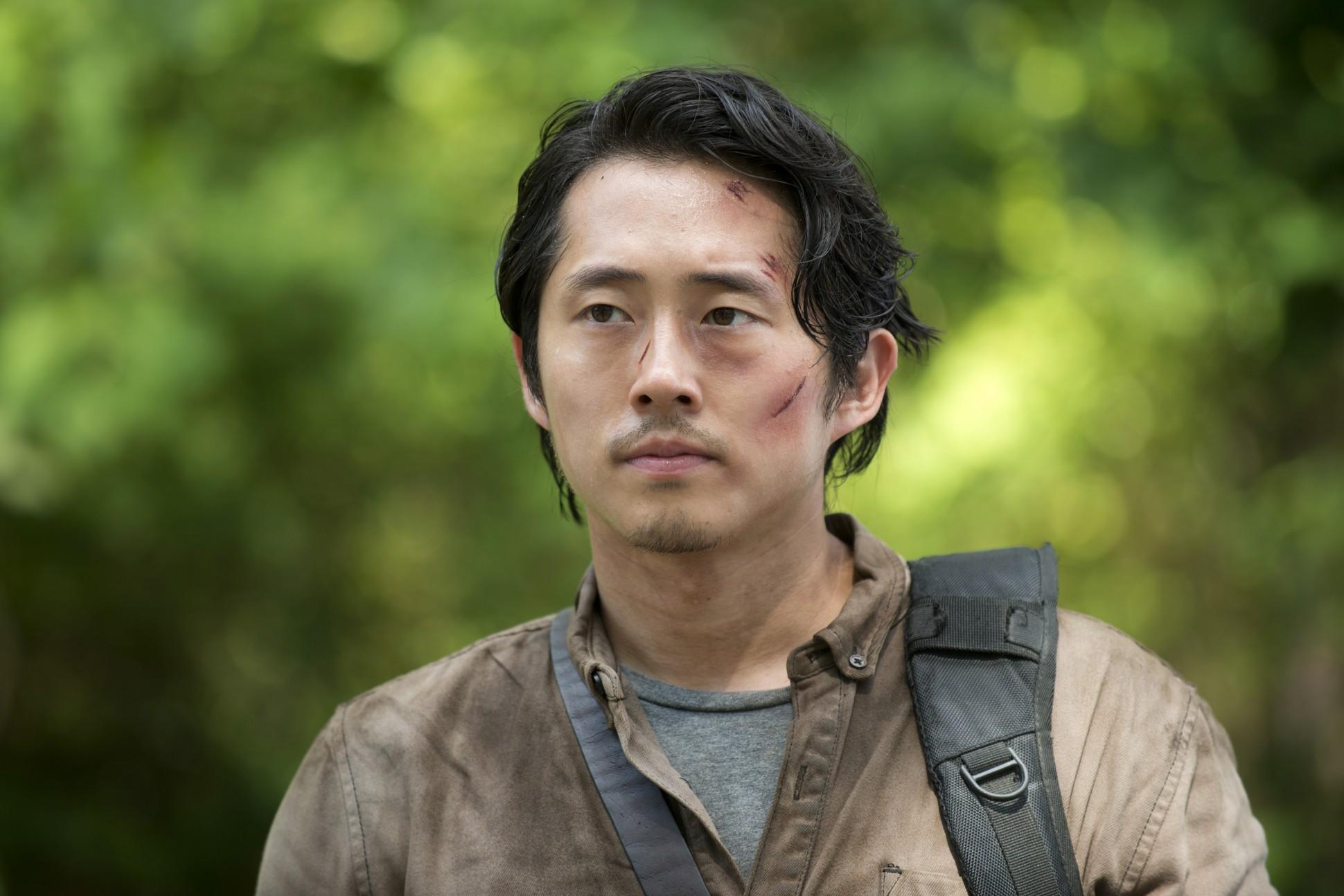 Okja Steven Yeun Walking Dead