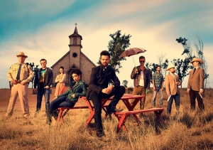 Preacher new cast pictures show off Jesse, Tulip, Cassidy and more