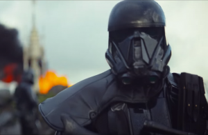 Star Wars: Rogue One teaser-teaser unveils new Stormtrooper
