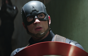 Civil War's Chris Evans on the future of Captain America