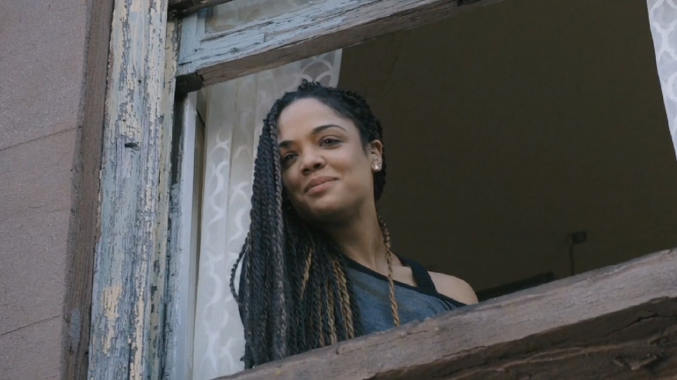 Thor Ragnarok Tessa Thompson Creed
