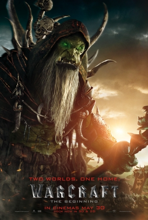 Warcraft: The Beginning character posters introduce the players