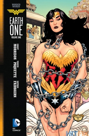 Wonder Woman: Earth One graphic novel review